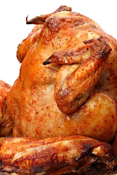 Pečené kuře na pivu